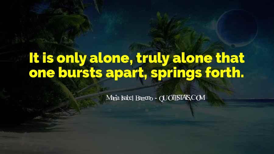 Maria Isabel Barreno Quotes #1055807