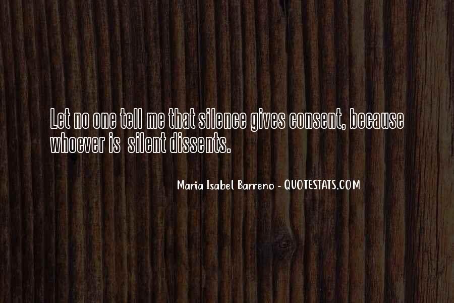 Maria Isabel Barreno Quotes #223372