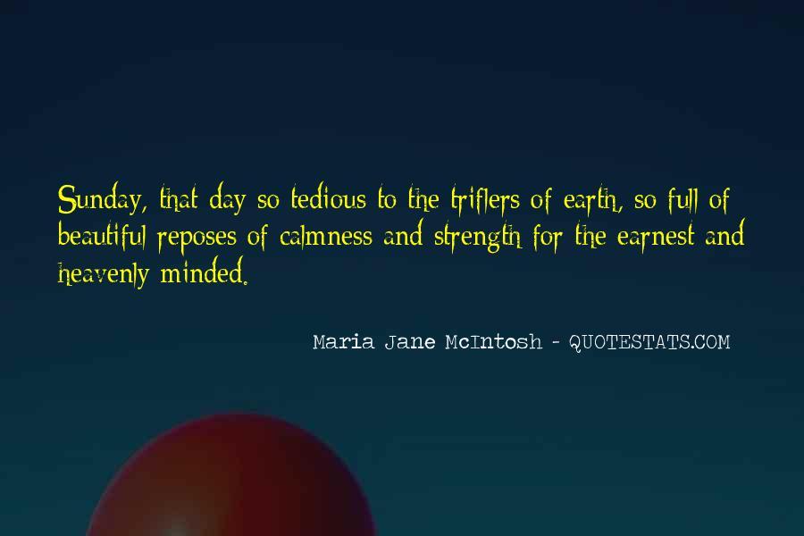 Maria Jane McIntosh Quotes #978608