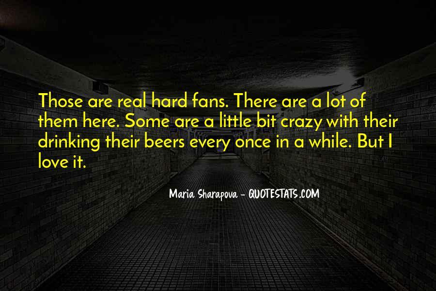 Maria Sharapova Quotes #1037137