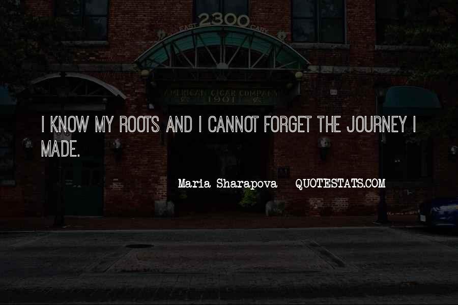 Maria Sharapova Quotes #1105376