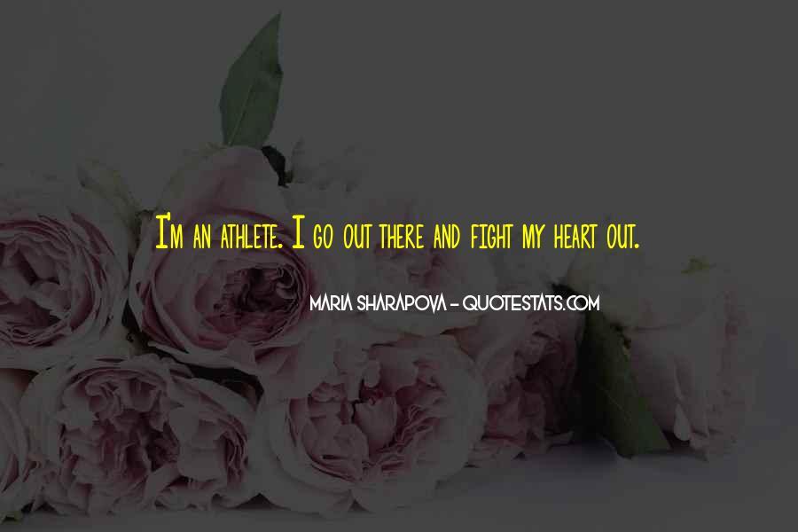 Maria Sharapova Quotes #114023