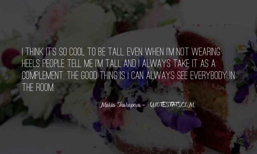Maria Sharapova Quotes #1383390
