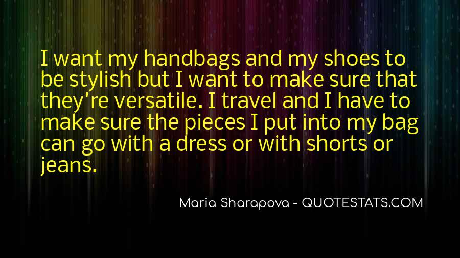 Maria Sharapova Quotes #1416007