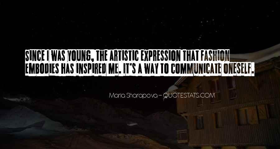 Maria Sharapova Quotes #1443956