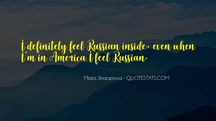 Maria Sharapova Quotes #1467277