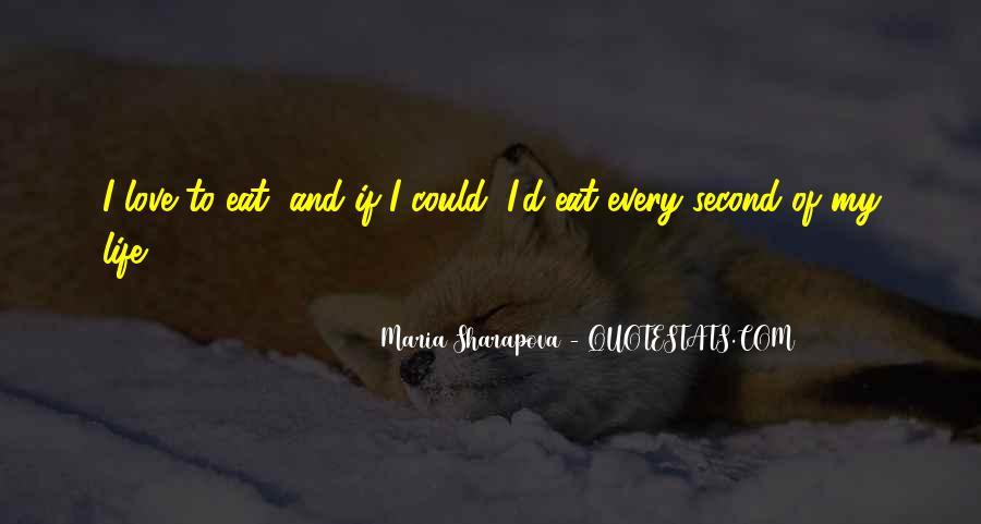Maria Sharapova Quotes #1478103