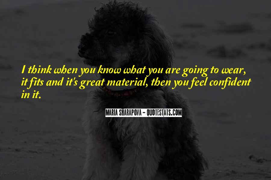 Maria Sharapova Quotes #1507833