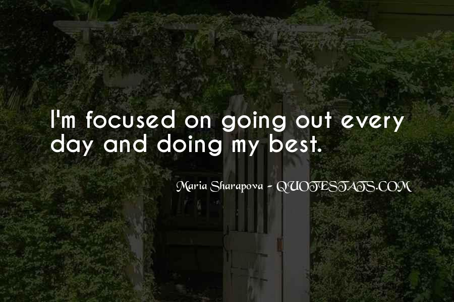 Maria Sharapova Quotes #1509358