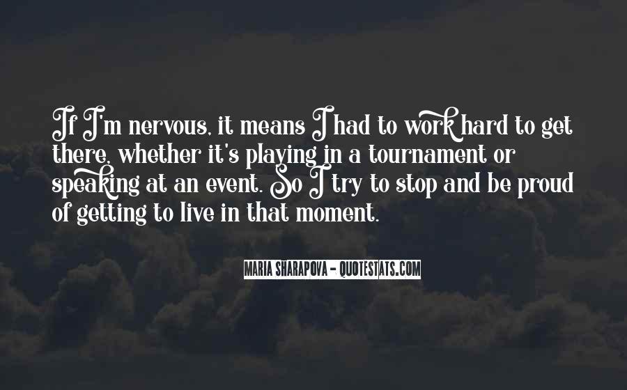 Maria Sharapova Quotes #1534622