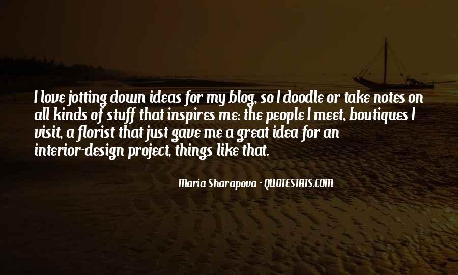 Maria Sharapova Quotes #1626984