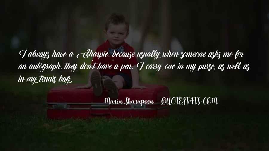Maria Sharapova Quotes #1652744