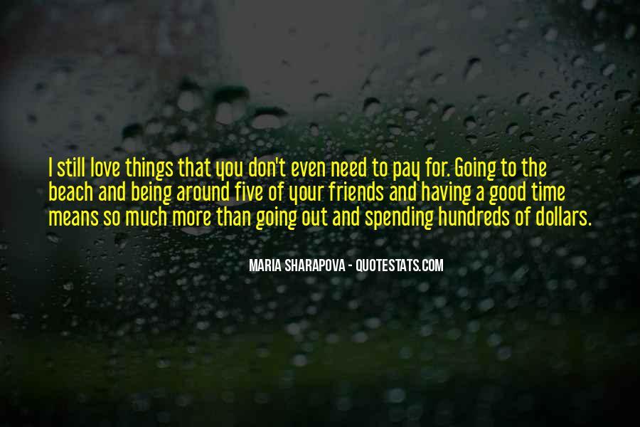 Maria Sharapova Quotes #173521