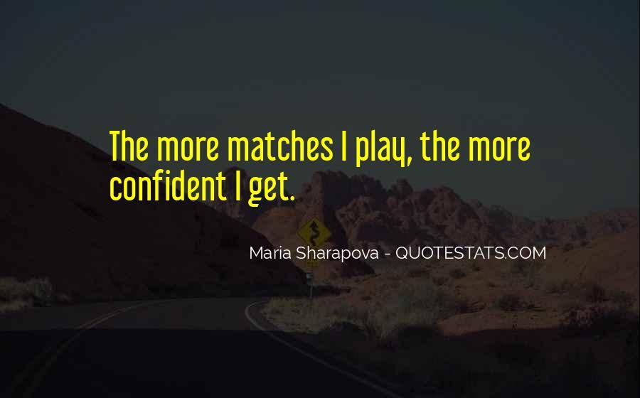 Maria Sharapova Quotes #180015