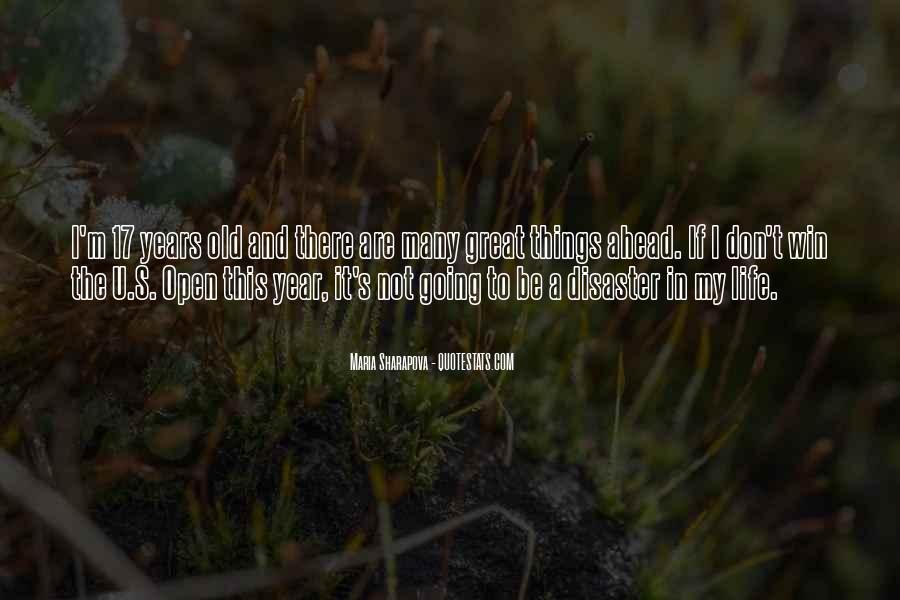 Maria Sharapova Quotes #1800818