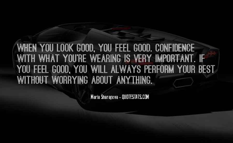 Maria Sharapova Quotes #1811122