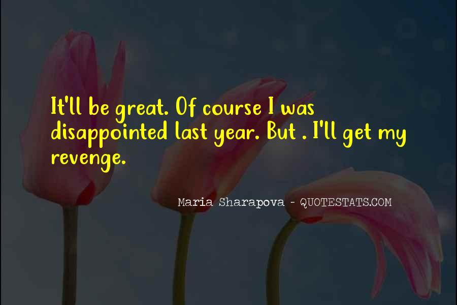 Maria Sharapova Quotes #1825081