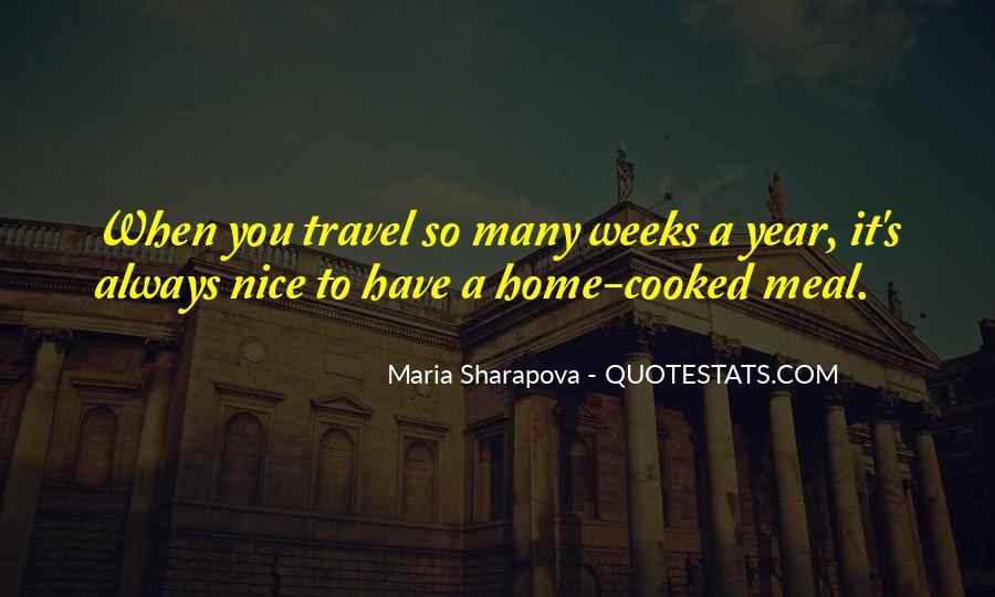 Maria Sharapova Quotes #1841605