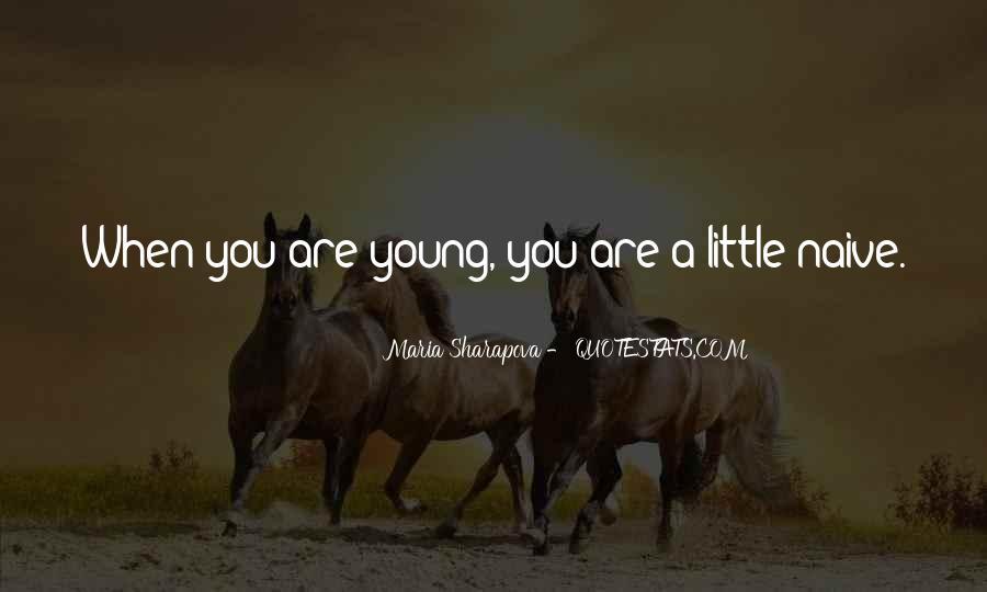 Maria Sharapova Quotes #270902