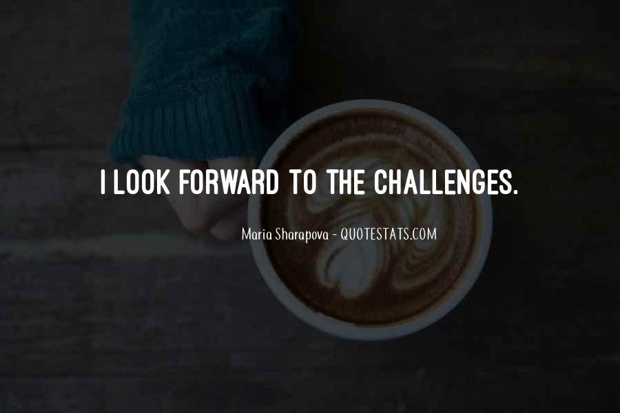 Maria Sharapova Quotes #293720
