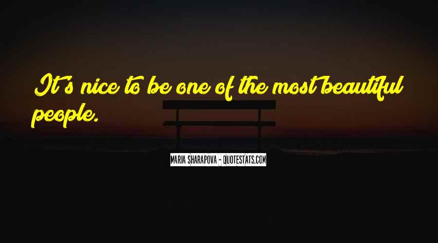 Maria Sharapova Quotes #297101