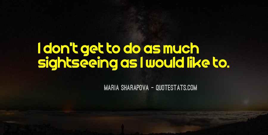 Maria Sharapova Quotes #340653