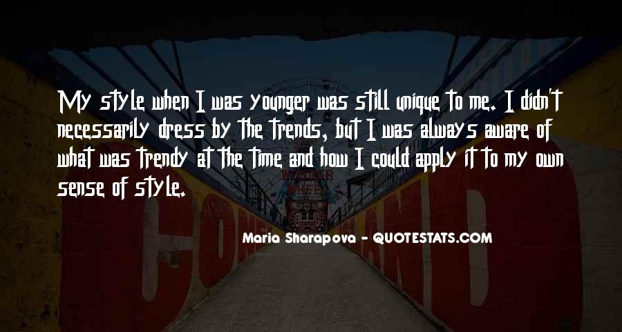 Maria Sharapova Quotes #360274