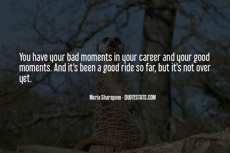 Maria Sharapova Quotes #423014