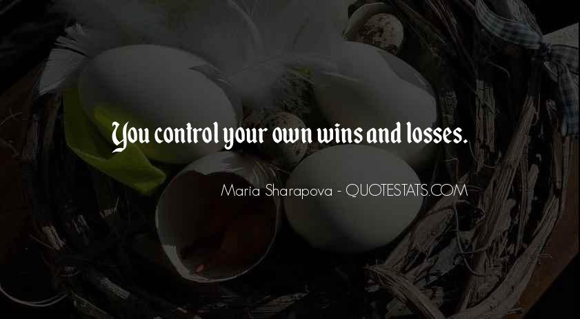 Maria Sharapova Quotes #49054