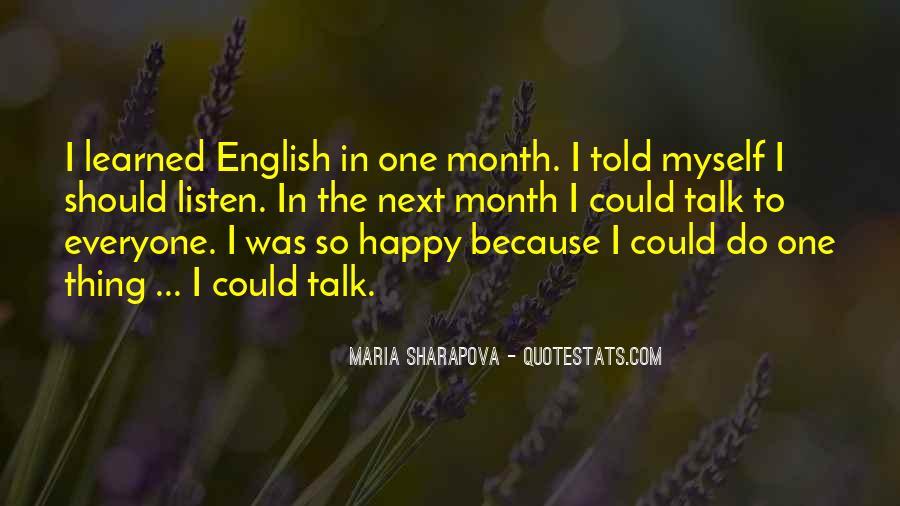 Maria Sharapova Quotes #551479