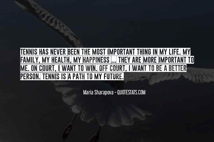 Maria Sharapova Quotes #600694