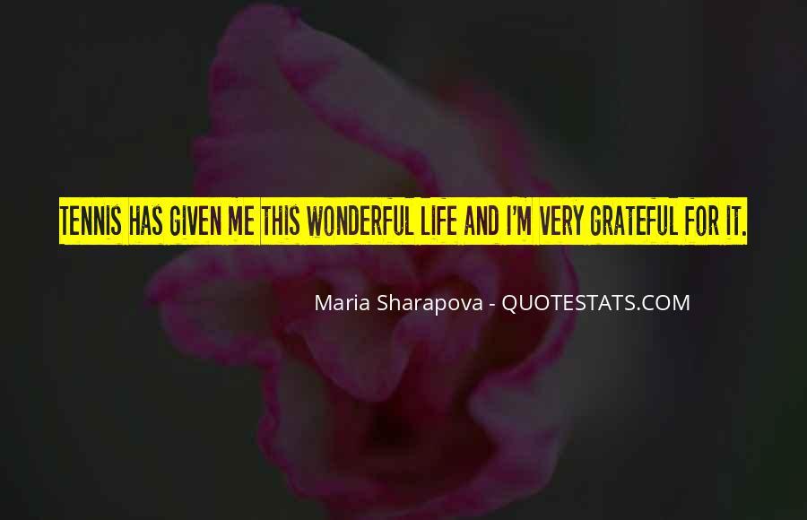 Maria Sharapova Quotes #631451
