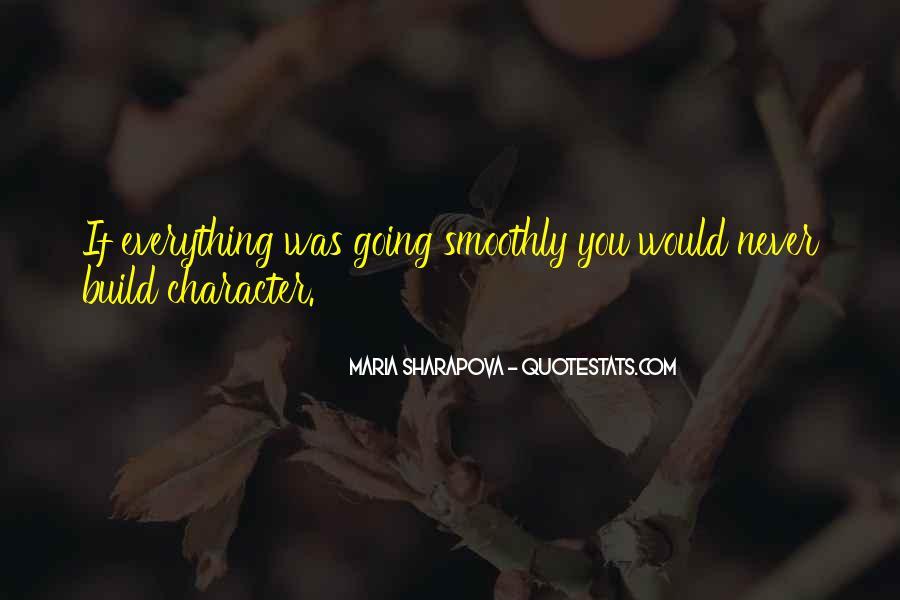 Maria Sharapova Quotes #674483