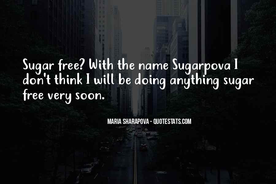 Maria Sharapova Quotes #675516