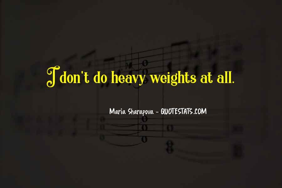 Maria Sharapova Quotes #719951