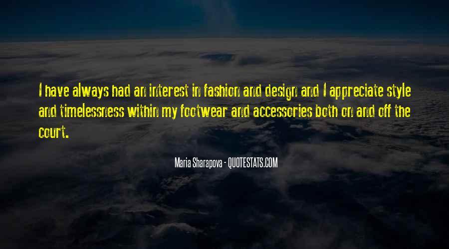 Maria Sharapova Quotes #789201