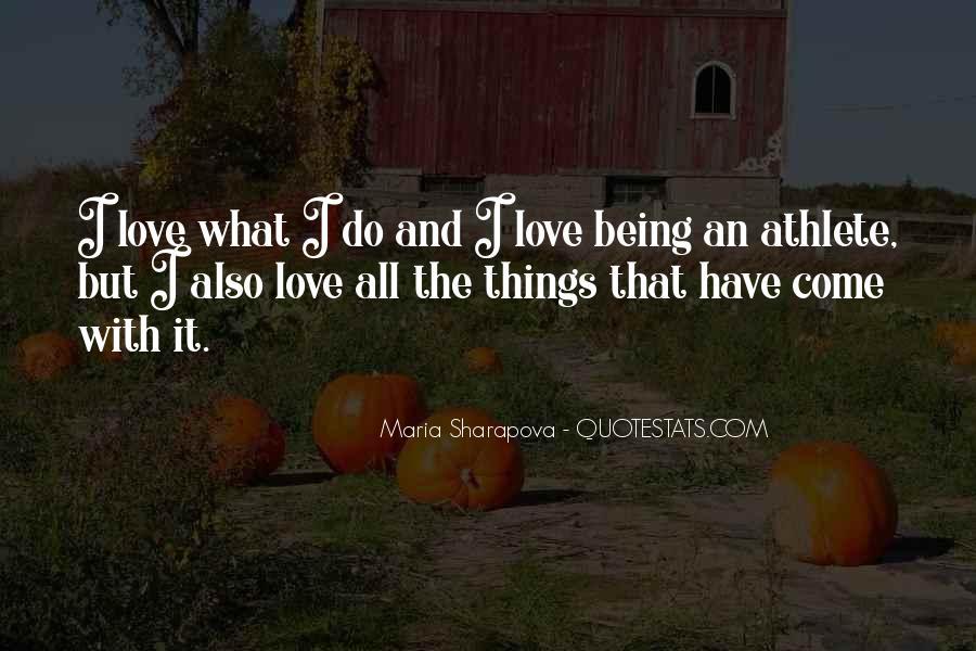 Maria Sharapova Quotes #882180
