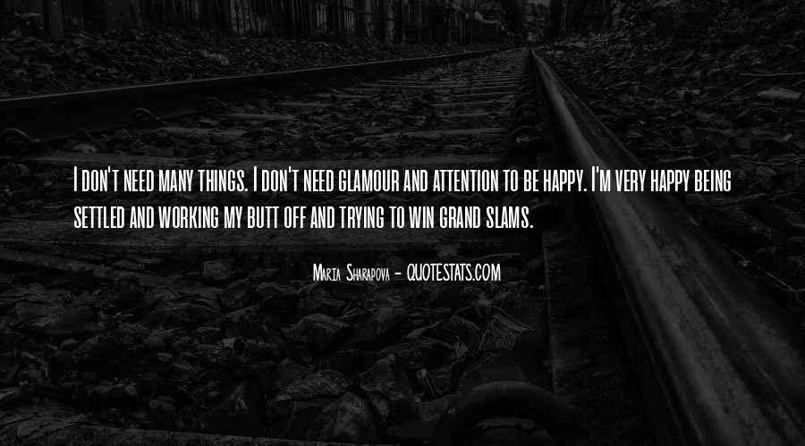 Maria Sharapova Quotes #97676