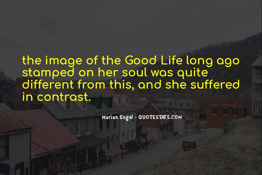 Marian Engel Quotes #286860