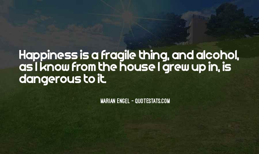 Marian Engel Quotes #526399