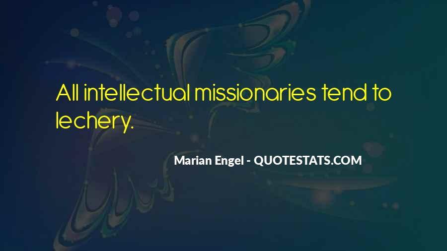 Marian Engel Quotes #813046