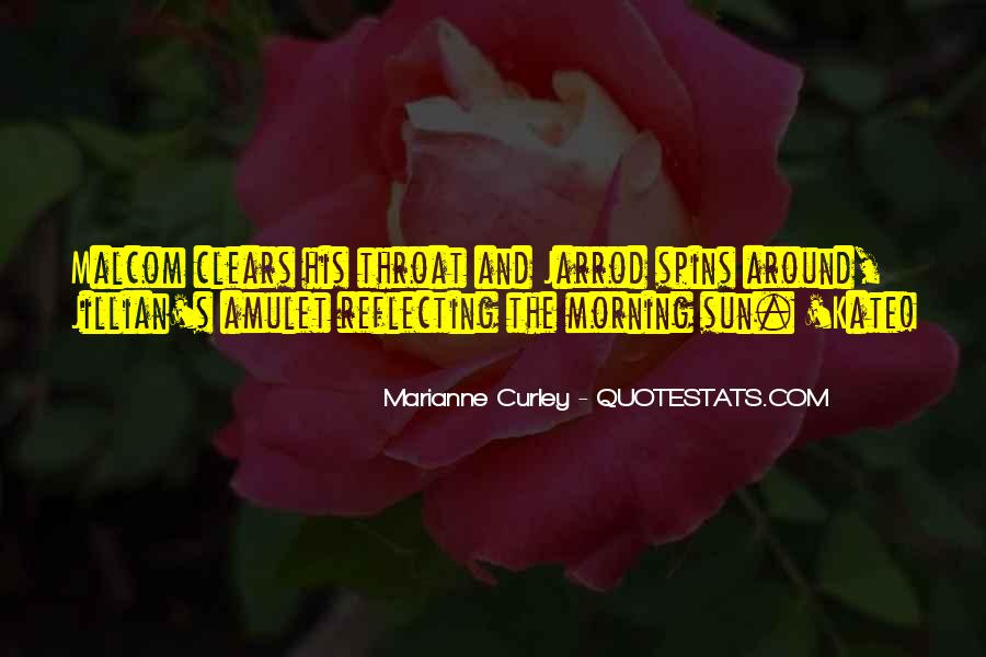 Marianne Curley Quotes #776627