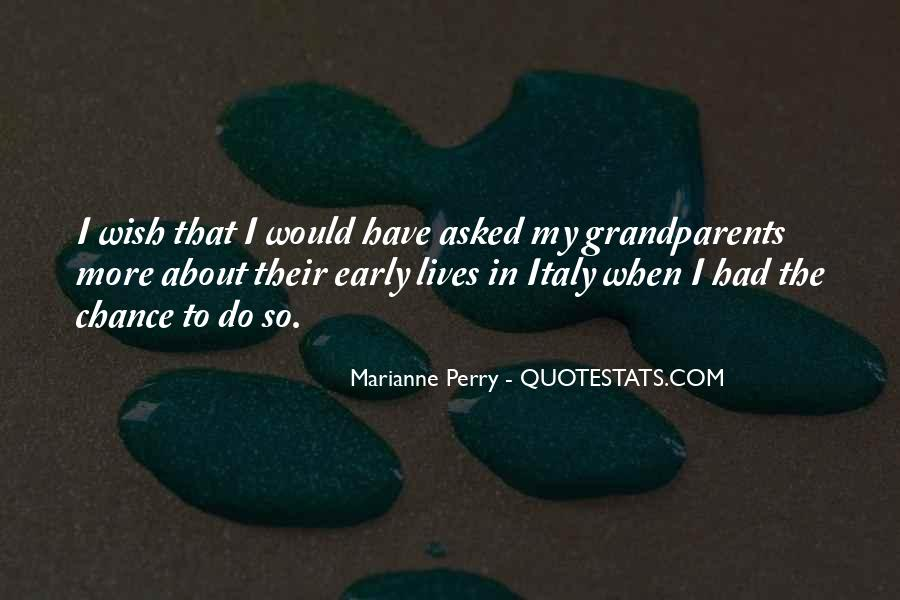 Marianne Perry Quotes #1474026