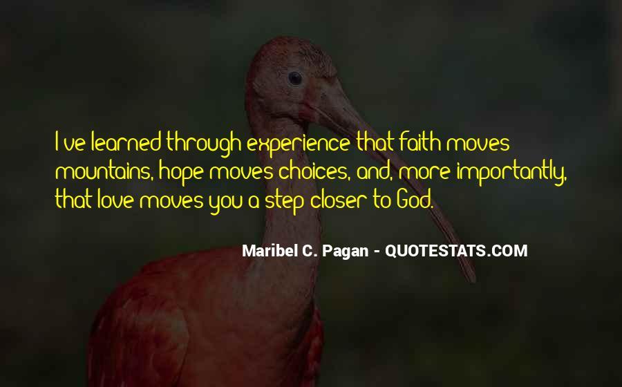 Maribel C. Pagan Quotes #673731