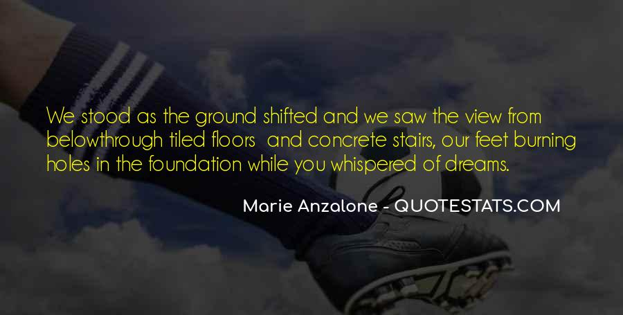 Marie Anzalone Quotes #1742880