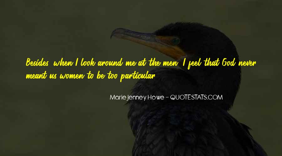 Marie Jenney Howe Quotes #1801188