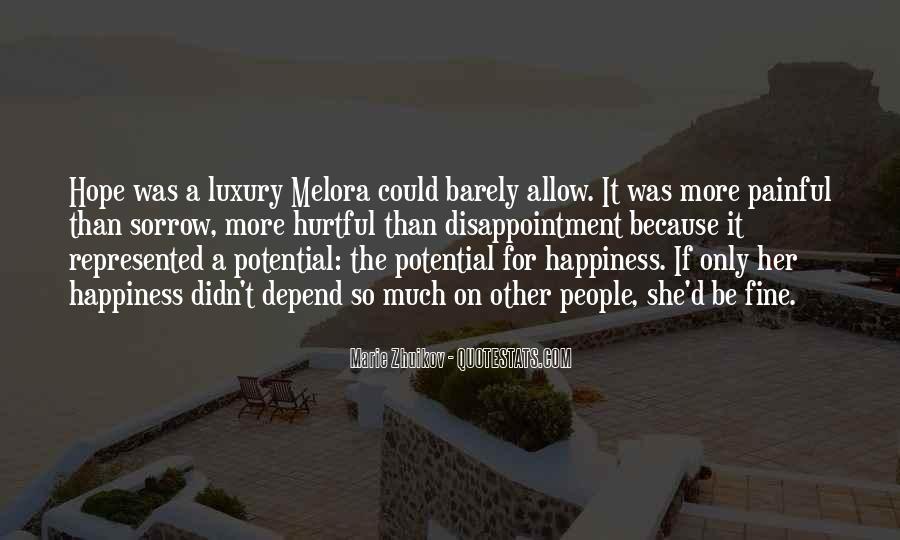 Marie Zhuikov Quotes #1791011