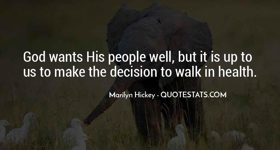 Marilyn Hickey Quotes #1282731