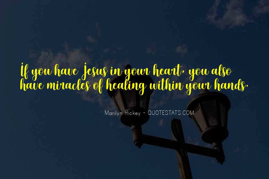 Marilyn Hickey Quotes #431144