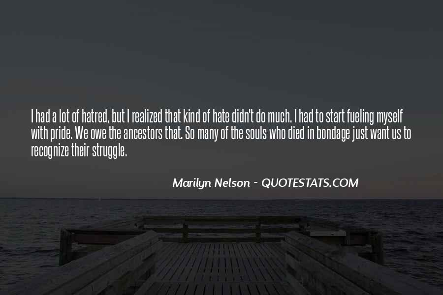 Marilyn Nelson Quotes #1235740